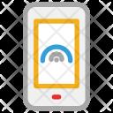 Mobile Smartphone Wifi Icon