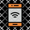 Mobile Signal Phone Icon
