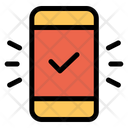 Verified Device Unlock Device Mobile Icon