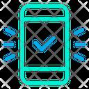 Verified Device Unlock Device Mobile Icon