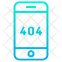Error Error On Mobile Internet Connection Error Icon