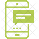 Mobile Chat Chatting Icon