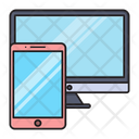 Mobile Phone Devices Icon