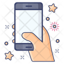 Mobile Smartphone Electronic Device Icon