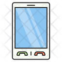 Mobile Phone Call Icon