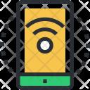 Mobile Internet Wifi Icon
