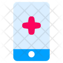 Mobile Healthy Phone Icon