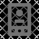 Mobile Video Call Icon