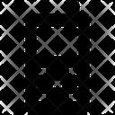 Mobile Phone Keypad Icon