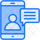 Mobile Student Learn Icon