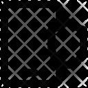 Mobile Shield Sign Icon