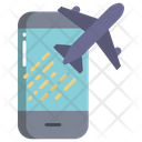 Mobile Mobile Booking Travel Booking Icon