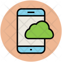 Mobile Icloud Cloud Icon
