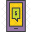Mobile Banking Shopping Icon
