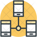 Mobile Networking Network Icon