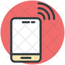 Mobile Ringing Mobility Icon
