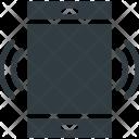 Mobile Volume Ringing Icon