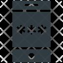 Mobile Password Security Icon