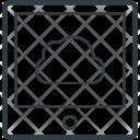 Mobile Internet Drive Icon