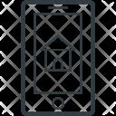 Mobile Screen Home Icon