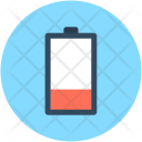 Mobile Battery Level Icon