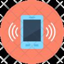 Mobile Volume Call Icon