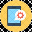 Mobile Settings Preferences Icon