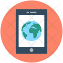 Mobile Internet Connection Icon