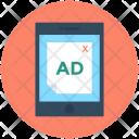 Mobile Advertising Advertisement Icon
