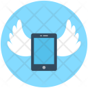 Mobile Device Marketing Icon