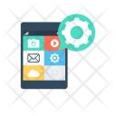 Mobile Application App Icon