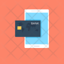 Mobile Payment Banking Icon