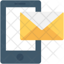 Mobile Email Message Icon
