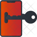 Mobile Access Key Mobile Acess Mobile Security Icon