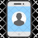 Mobile Account Profile Icon