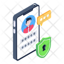 Mobile Account Protection Icon