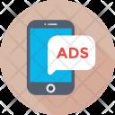 Mobile Ad Icon