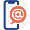 Mobile Address Icon
