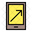 Mobile ads Icon