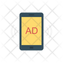 Ad Phone Mobile Icon