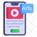 Mobile Ads Icon