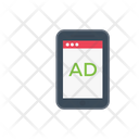 Ads Marketing Media Icon