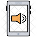 Mobile Phone Advertising Icon