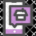 Mobile Property App Icon