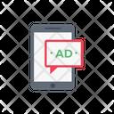 Ads Marketing Seo Icon