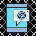 Mobile Advertising Smartphone Branding Icon