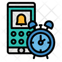 Mobile Alerm Icon