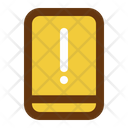 Alert Seo Business Icon