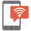 Mobile Wireless Communication Icon