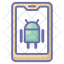 Mobile Android Icon
